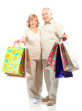 Shopping seniors