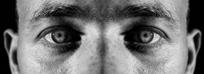 face eye man