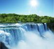 Leinwandbild Motiv Niagara