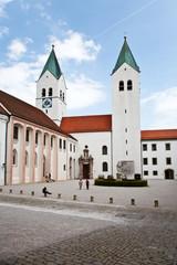 Dom - Mariendom - in Freising ist Konkathedrale