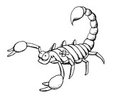 Scorpion, Skorpion, Escorpion, Scorpio poster