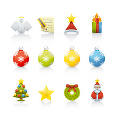 Icon Set - Christmas
