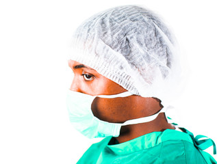 Headshot of a surgeon