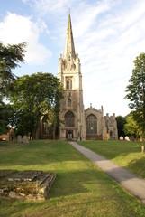 The parish church of Saint Mary the Virgin