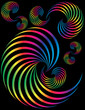 Spectrum Spirals
