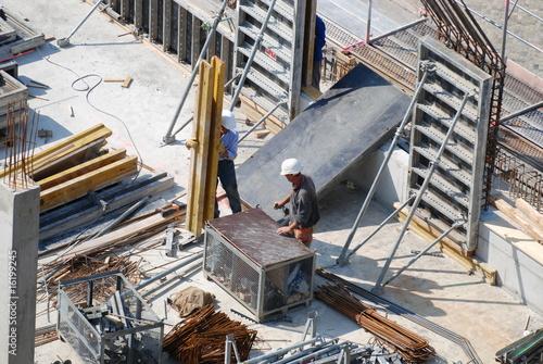 schalung bauen von j rn buchheim lizenzfreies foto 16199245 auf. Black Bedroom Furniture Sets. Home Design Ideas