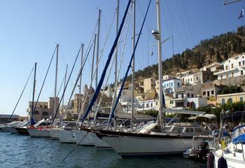 Hafen vom Kalymnos