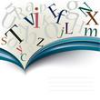 Vector abstract book series