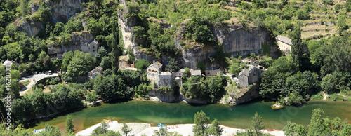 Tuinposter Canyon panorama des gorges du tarn