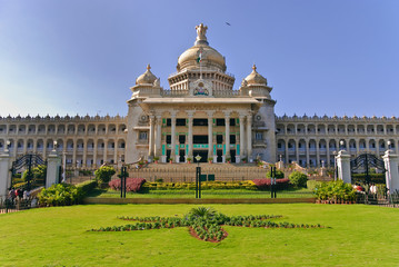 Vidhan Sauda, Karnataka Assembly House, Bangalore