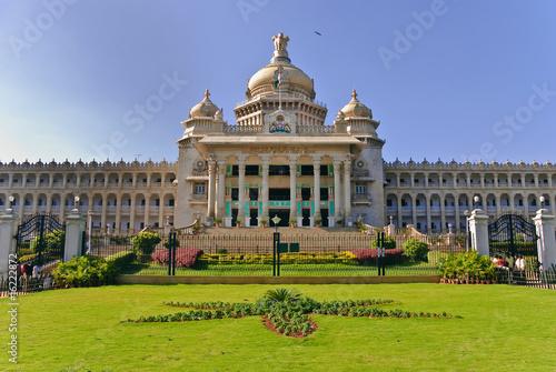 Fotobehang India Vidhan Sauda, Karnataka Assembly House, Bangalore