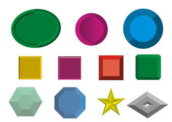 Formen der Geometrie