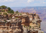 Belvedere al grand canyon