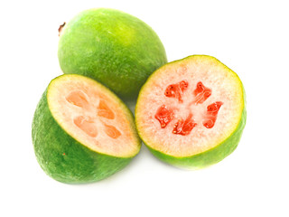 Citrus fruits, isolated