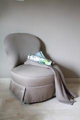 Chair and kilt