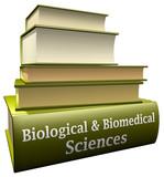 Education books - Biological & Biomedical Sciences poster