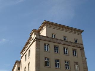 Dachterrasse am Roßplatz, Leipzig