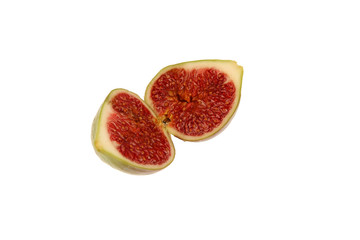 Fresh juicy fig!