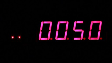 Contatore 1 minuto