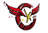 Logo sport extreme poster
