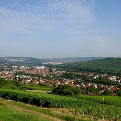 Würzburger Stadtpanorama