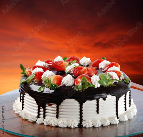 Красивый торт фото рецепт