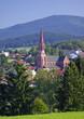 Glasstadt Zwiesel - Dom des Bayerwaldes
