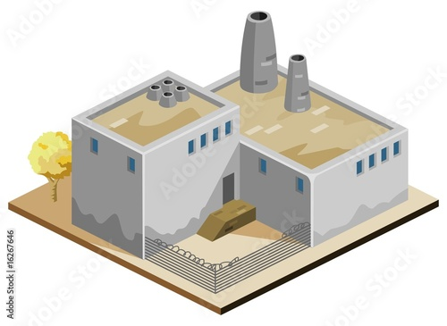 Factory Isometric