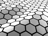 hexagone poster