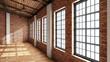 Leinwanddruck Bild - Still Indoor #16 - Halle