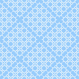 Seamless lacy checked pattern. poster