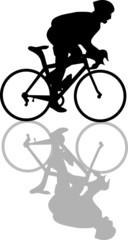 sportif cycliste