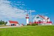 Phare du Cap de la Madeleine, Gaspésie