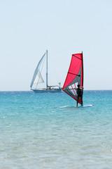 wind and sea