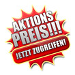 Aktionspreis! Button