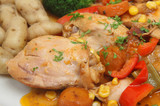 Slow Cooked Chicken Casserole poster