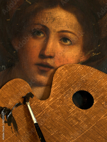 poster of Painting restoration