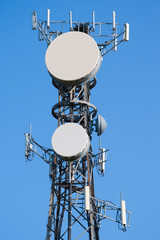 Telecommunications tower
