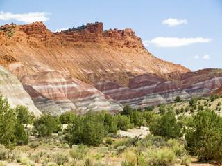 Pariah Valley Technicolor Cliffs, UT