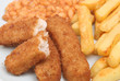 Fish Fingers and Chips - 16313267