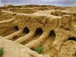 Gonur Depe site in Turkmenistan - elite burial place