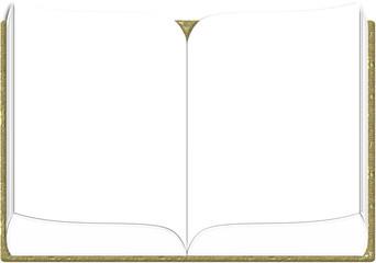 Background - Rahmen - Buch