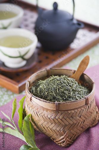 日本茶, 新茶