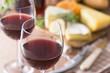 赤ワイン, とチーズ