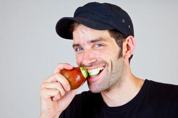 bite into a pear 3