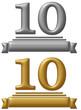 10 Jahre, Jubiläum, Rosenhochzeit
