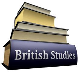Education books - British Studies