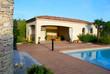 Pool-house terrasse