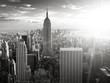 Leinwandbild Motiv New York skyline