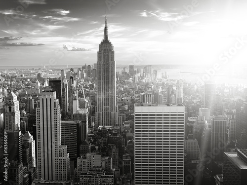 Fototapety, obrazy : New York skyline